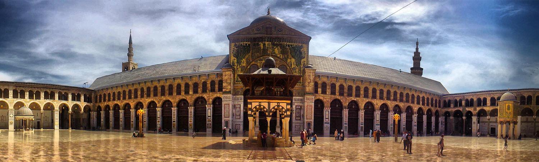 من الرياض إلى دمشق