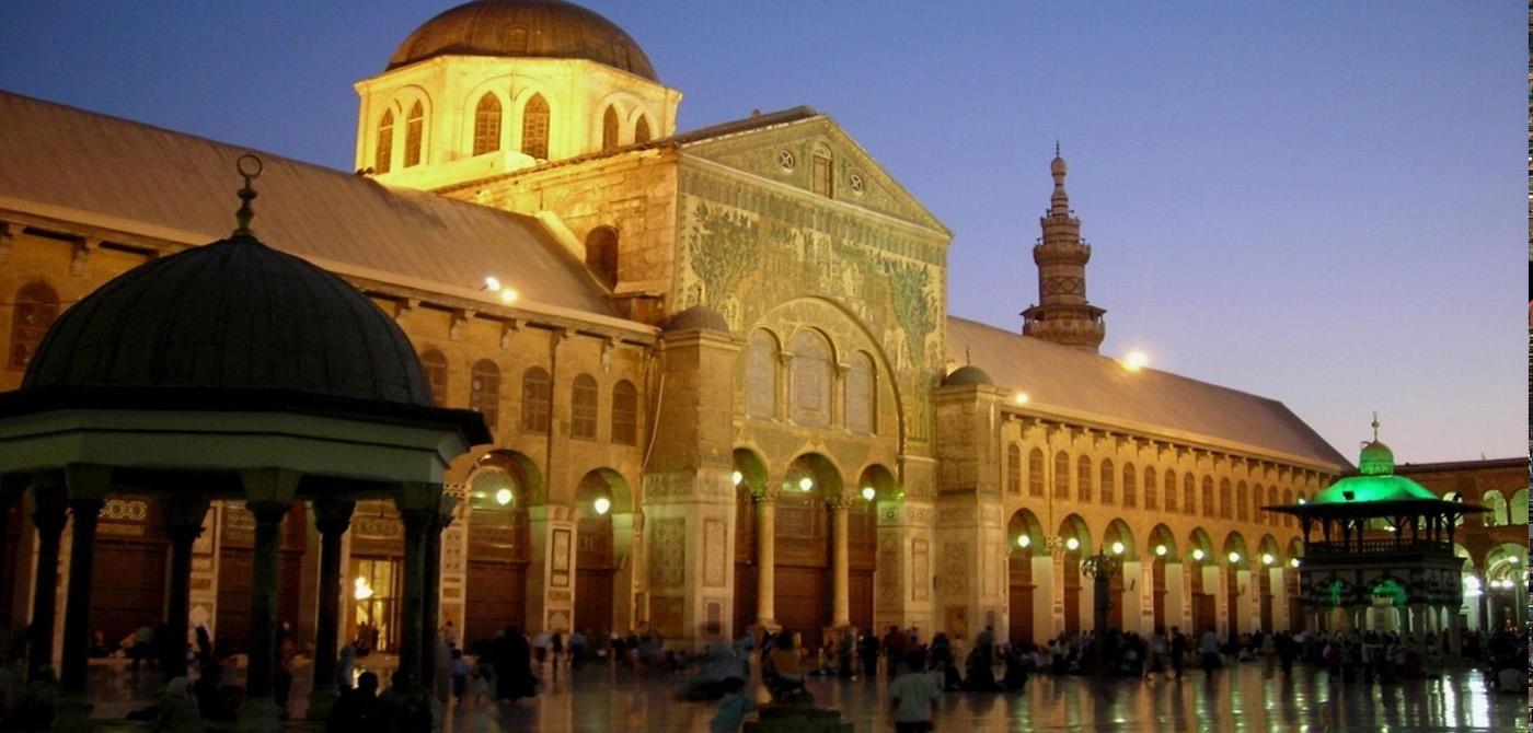من الدمام إلى دمشق