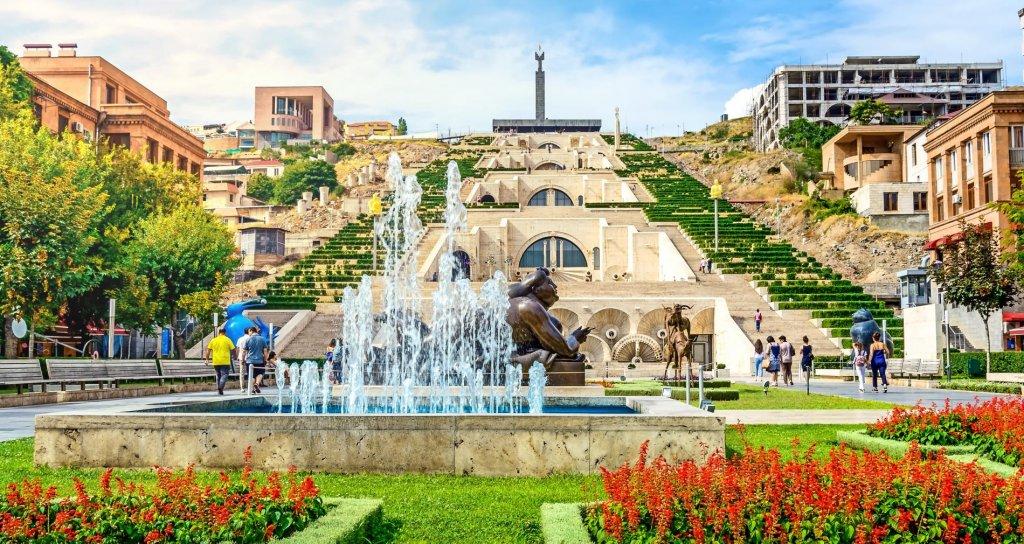 Aleppo to Yerevan